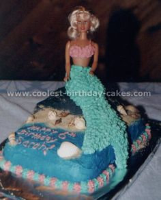 Mermaid Cake Photo, there are a few for extra ideas