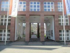 Badische Landesbibliothek - Karlsruhe/Germany / O.M. Ungers