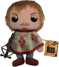 The Walking Dead Daryl Dixon Plush