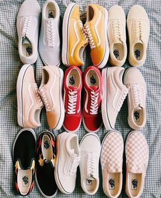 colors) Love this sneaker collection.Sneaker Sneaker may refer to: Sneakers are a type of casual shoes. Sneakers may also refer to: Sock Shoes, Cute Shoes, Me Too Shoes, Women's Shoes, Cool Vans Shoes, Van Shoes, Louboutin Shoes, Sneaker Collection, Shoe Collection