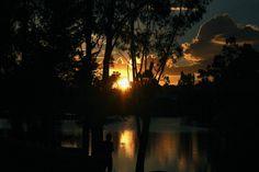 Parque la Encantada, sunset, atardecer, México