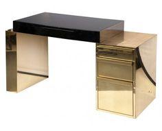 Desk by Karl Springer