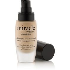 Philosophy Miracle Worker Foundation | 27 Transcendent Beauty Products To Look Out For In 2014