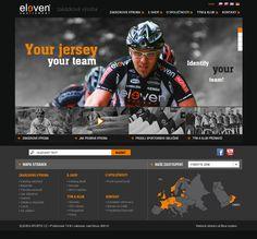 Design pro nový web ELEVEN.cz