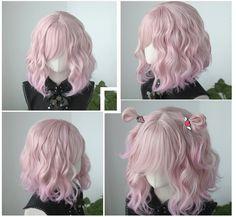 [Kasou Wig] Canelé - ✿ Pink Lemonade ✿