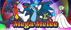 Announcing the Pokemon Sun/Moon Mega Melee Online Competition
