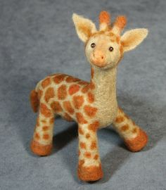 needle felting by bjmaiee on flickr
