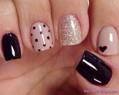 nail art for teens that can be easily done