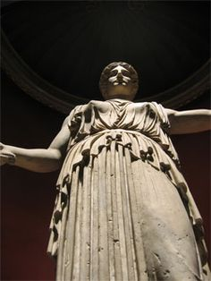 Hera ~ goddess of marriage, mothers and families