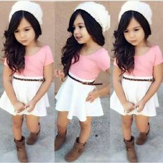 Fashion Girl, so cute