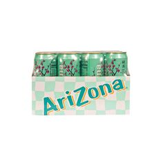 AriZona Green Tea 23 oz. cans 12 pk. ❤ liked on Polyvore featuring drinks and food