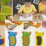 Monografia: O  lúdico: Jogos, brinquedos e brincadeiras na construção do processo de aprendizagem  na educação infantil