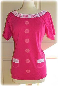 Plain T-Shirt Embellishment Ideas