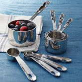 All-Clad Stainless-Steel Measuring Cups & Spoons