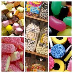 #Candy #Car #Buffet Ideas