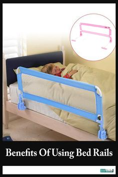 The perfect time to start using a bed rail is when you shift your baby from their cradles to a bed. Whereas the aging time to stop using bed rails depends entirely upon the parent and it varies from child to child. Bed Rails, Kid Beds, Your Child, Children, Kids, Toddler Bed, Trends, Storage, Baby