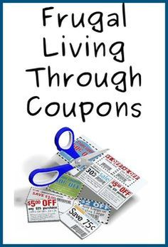 Frugal Living Through Coupons