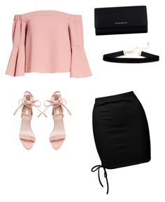 """Untitled #2"" by paume24 on Polyvore featuring Topshop, Sans Souci and Givenchy"
