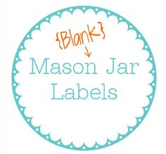 Trying to find the best mason jar label templates? Put the final touch on your mason jar creations with this printable jar label template. Wine Bottle Crafts, Mason Jar Crafts, Mason Jar Diy, Canning Jar Labels, Jar Gifts, Food Gifts, Making Ideas, Prints, Diy Projects