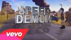 Michael Jackson - Speed Demon (Michael Jackson's Vision) (+playlist)