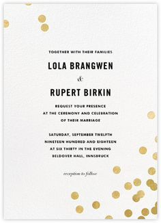 Wedding invitations online and paper Paperless Post Wedding