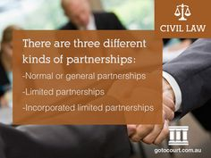 A Partnership Is A Business Structure Carried On By A Group Of