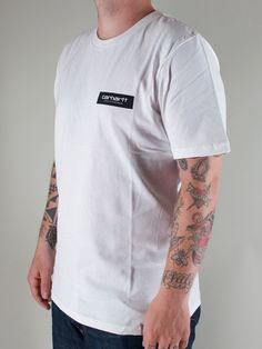 CARHARTT 15614 RACTANGLE TEE T-shirt Manica Corta - white € 38,00 - See more at: http://www.moveshop.it/ecommerce/index.php/it/articolo/38140/7386/15614%20RACTANGLE%20TEE#sthash.Taxu5Bhy.dpuf