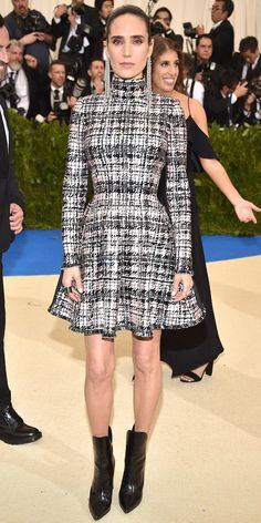 See All the Looks from the 2017 Met Gala Red Carpet - Jennifer Connelly from InStyle.com