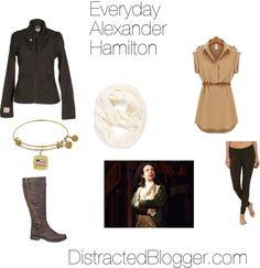 Everyday Alexander Hamilton