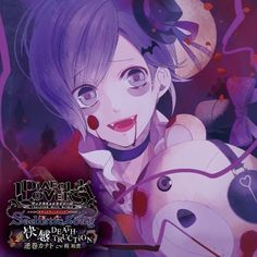 Although Kanato isn't exactly my favourite from DiaLovers, I thought his song in the Sadistic Song series was pretty good in a less creepy way (no offence to Kanato fans) Kanato's full sadistic...
