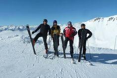 Lads skiing February 2014 - Ski Etoile