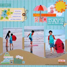 Layout: Puddle Jumper & Wave Rider