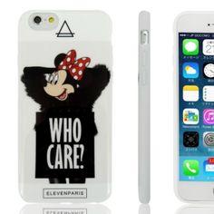 Eleven Paris Who Care?  http://ordanburdan.az/product/eleven-paris-who-care/ iPhone 6 üçün ELEVEN PARİS çexolu