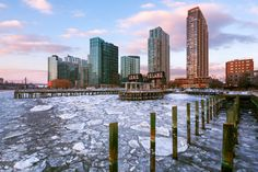 Frozen Long Island, New York City, New York, America by Joe Daniel Price on 500px