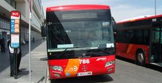 El Consorcio de Transportes busca una solución definitiva para el bus de Plaza #Aragón