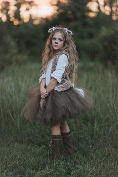 5fe573713c Deer Costume For Kids, Lost Boys Costume, Old Halloween Costumes, Tutu  Costumes,