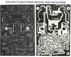 43 Best amps d class images in 2019 | Audio amplifier, Circuit