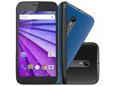 Smartphone Motorola Moto G 3ª Geração Colors 16GB - Dual Chip 4G Câm. 13MP + Selfie 5MP Desbl. Claro