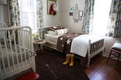 5 Cool Kids Bedrooms With A Toddler Bed And A Crib   Kidsomania