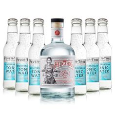 Gin & Tonic Set CIII (Hedgehog Gin + Fever Tree Meditterranean) - Ron de Jeremy - Gin