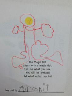 Dot Day Lessons (Kindergarten).