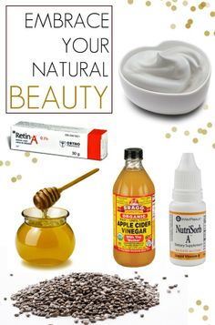 Learn about 5 products that will leave you with a healthy glow Raw Beauty, Natural Beauty, You Are Awesome, Apple Cider, Vitamins, Glow, How To Get, Healthy, Nature