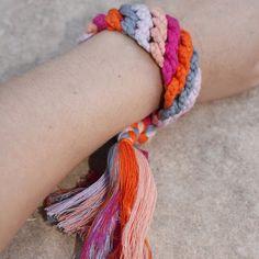 big friendship bracelets
