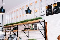 First Course: West Hollywood Juicery Serves Up Drinks With a Punch Of Color | California Home + Design