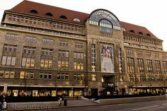 Kaufhaus des Westens - #Building, #city, #Gebäude, #Stadt