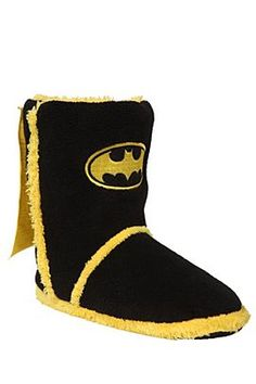 I have an obsession with Batman, so I want these. Yeah.