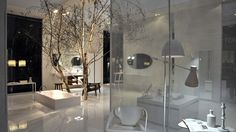 Baddesign Badarchitektur Messe Salone del Bagno 2014 Mailand