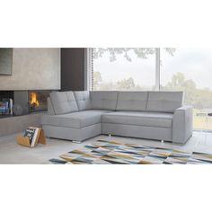 Sedací souprava STILO s možností rozložení prostoru na spaní. Outdoor Sectional, Sectional Sofa, Couch, Stiles, Outdoor Furniture, Outdoor Decor, Home Decor, Modular Couch, Settee