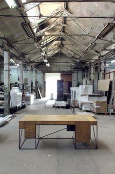 Furniture Design, Desk Y03 by Hristo Stankushev