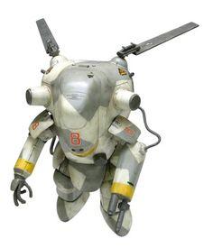 Amazon.com: 1 / 20 Maschinen Krieger Kauz: Toys & Games